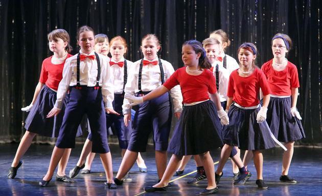 """Dance with me tonight"" - Kinderveranstaltung © MOZ / Gerrit Freitag"
