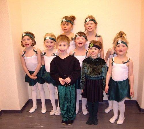 LA VALSE D`AMELIE 19.TanzWoche 2011 - Choreo.: Josephine Bartz
