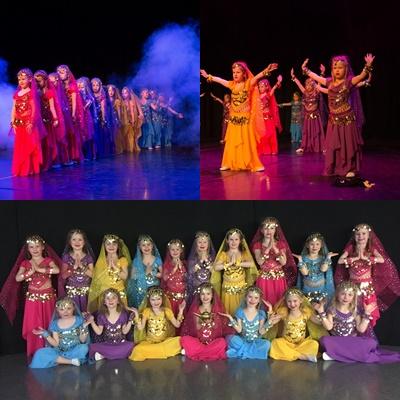 EINE MAGISCH ARABISCHE NACHT 27.TanzWoche 2019 - Choreo.: Marie Preuß