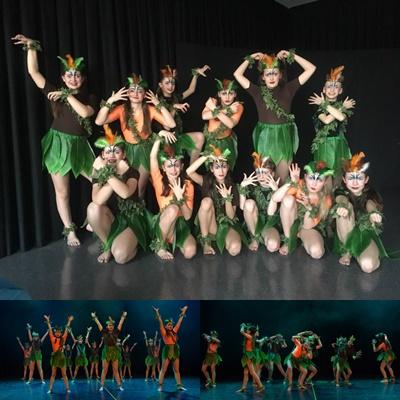 JUNGLE DRUM 26.Tanzwoche 2018- Choreo.: Marie Preuß