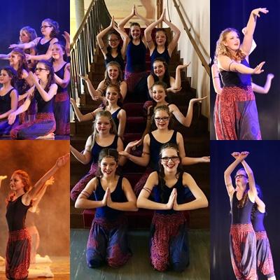 SHAKIRA 26.Tanzwoche 2018 - Choreo.: Anne Kliem