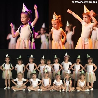 """Tanzen, Lachen, Party machen"" - 26.Tanzwoche (2018) - Choreografie: Marie Preuß"