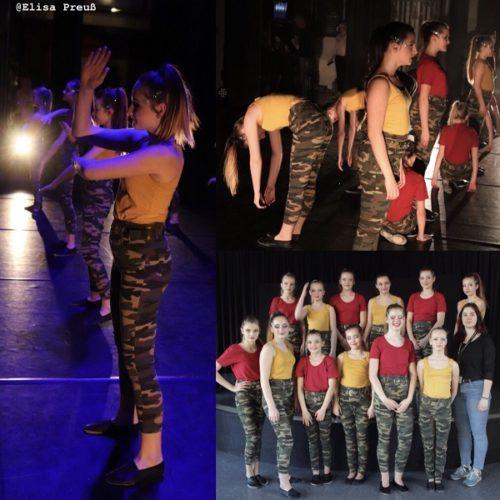 COLD BUT NATURAL 27.TanzWoche 2019 - Choreo.: Stella Ganthur
