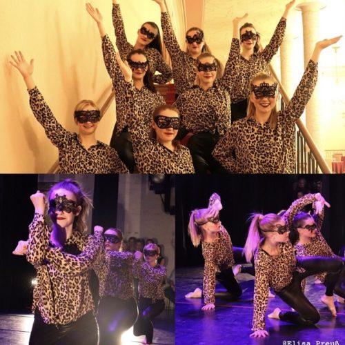 STOP CALLING 27.TanzWoche 2019 - Choreo.: Nele Deichsler