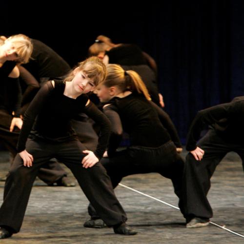 SHADOWS 18.TanzWoche 2010 - Choreo.: Nora Bernhhardt