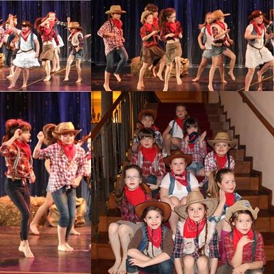 COWBOY 22.TanzWoche 2014 - Choreo.: Josephine Bartz