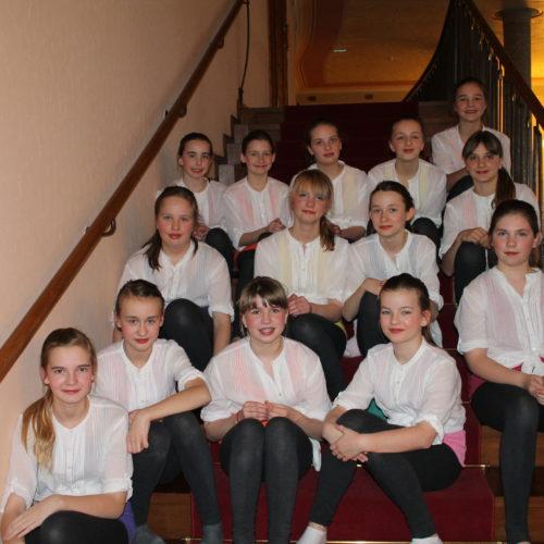 DOMINO 21.TanzWoche 2013 - Choreo.: Laura Heinke