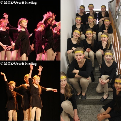 FUNKY HOUSE 24.TanzWoche 2016 - Choreo.: Nora Lehmann