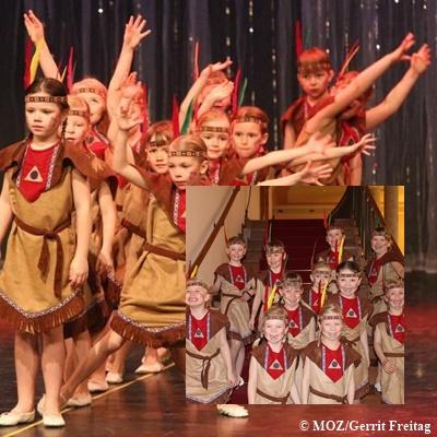 """""""Gelbe Feder"""" - 23. Tanzwoche (2015) - Choreografie: Carolin Burkhardt"""