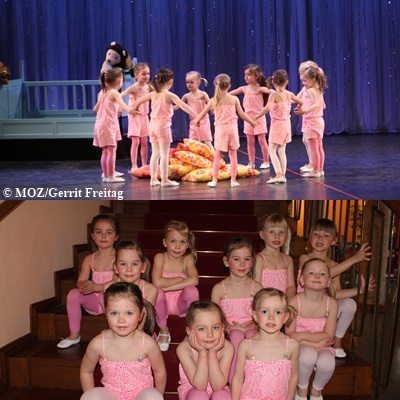 GUTEN MORGEN 21.TanzWoche 2013 - Choreo.: Carolin Burkhardt