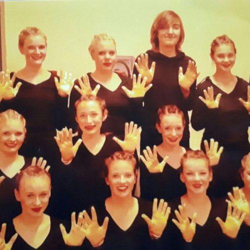 ALMOST THERE 23.TanzWoche 2015 - Choreo.: Katja Geißler