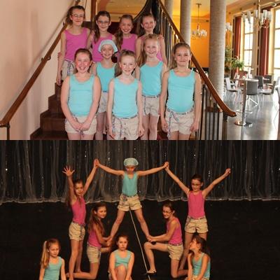 KINDER, KINDER NOCH EIN HIT 20.TanzWoche 2012 - Choreo.: