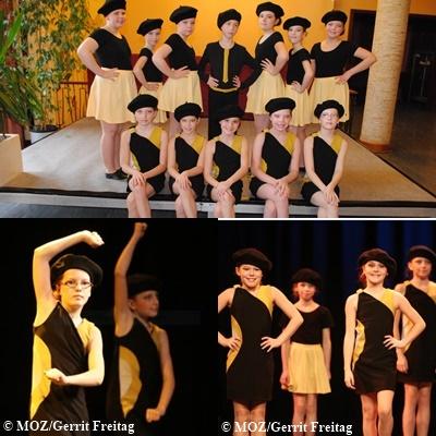 LA FRANCE 24.TanzWoche 2016 - Choreo.: Elisa Preuß