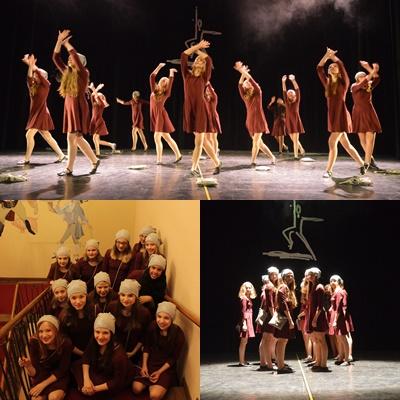"""Lass uns gehen"" - 25. Tanzwoche (2017) - Choreografie: Nora Lehmann"