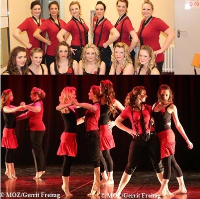 MAMBO 21.TanzWoche 2013 - Choreo.: Katja Geißler