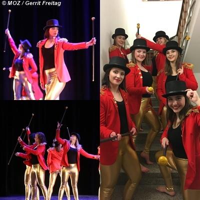MANEGE FREI 27.TanzWoche 2019 - Choreo.: Nora Lehmann