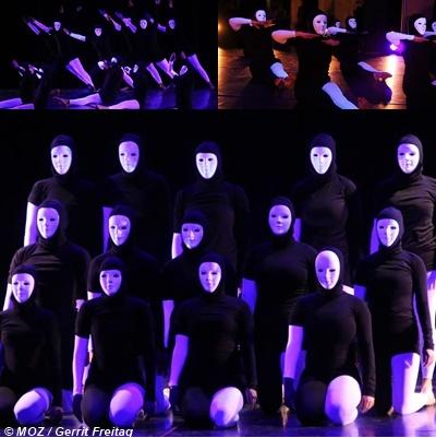 MONUMENTS 27.TanzWoche 2019 - Choreo.: (21TW) Katja Geißler