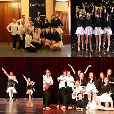 SEKRETÄRINNEN 25.TanzWoche 2017 - Choreo.: Sandra Meersch