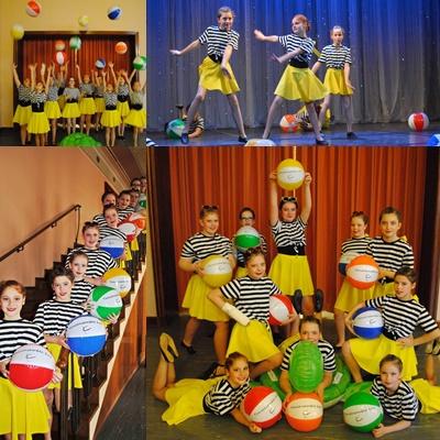 SUNSHINE 25.TanzWoche 2017 - Choreo.: Elisa Preuß