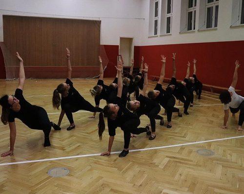 ... im Training mit der Jugend II