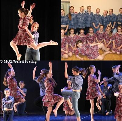 22.TanzWoche 2014 - Choreo.: Swantje Teß