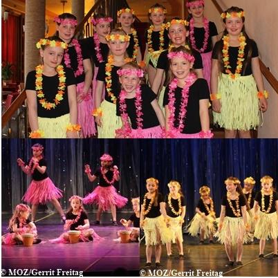 """Ti Fi Hawaii"" - 22. Tanzwoche (2014) - Choreografie: Hanka Kempe & Marie Preuß"