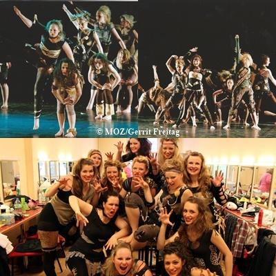 WILD 19.TanzWoche 2011 - Choreo.: Nora Bernhardt