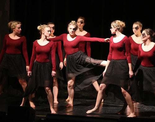 Eröffnungsprogramm 24. TanzWoche -    © MOZ/Gerrit Freitag