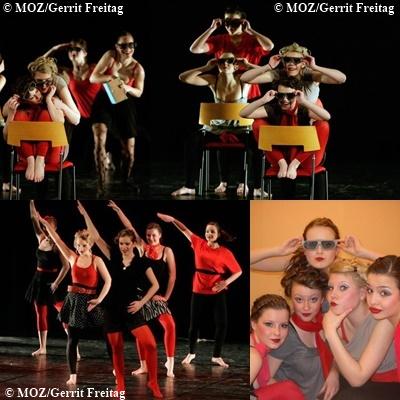 KINO 19.TanzWoche 2011 - Choreo.: Nora Bernhardt