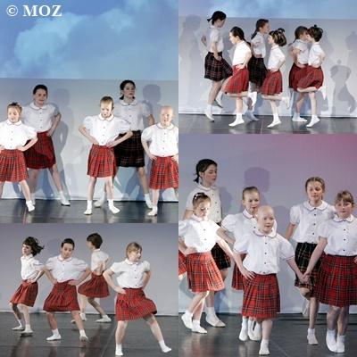 16. TanzWoche 2008 - Choreo.: Johanna Dreessen