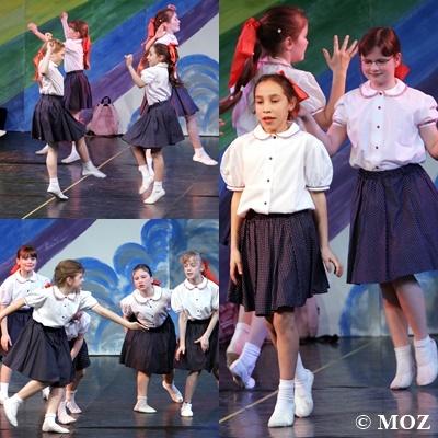 BUSFAHRERSONG 15.TanzWoche 2007 - Choreo.: Johanna Dreessen