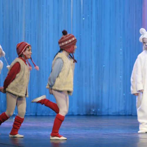 EISBÄREN 13.TanzWoche 2005 - Choreo.: Johanna Dreessen