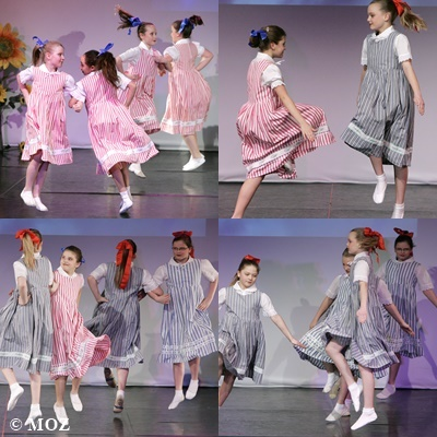 FASANENTANZ 16.TanzWoche 2006 - Choreo.: Johanna Dreessen