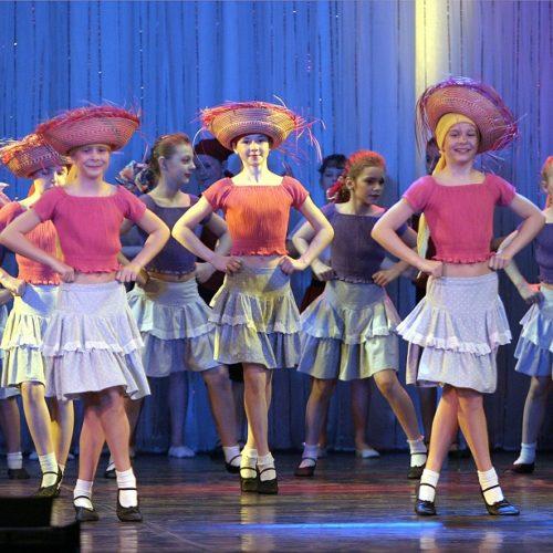Der Hut-Tanz