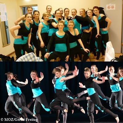 """""""Im Takt"""" - 20. Tanzwoche (2012) - Choreografie: Nora Bernhardt"""