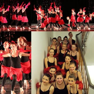 """""""Jazz"""" - 21. Tanzwoche (2013) - Choreografie: Katja Geisler"""