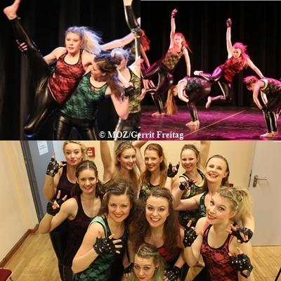 """""""Let´s Rock"""" - 24. Tanzwoche (2016) - Choreografie: (21. TW, 2013) Sandra Meersch"""