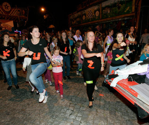 Lichterumzug 2012 - Stadtfest Eisenhüttenstadt - © MOZ / Gerrit Freitag