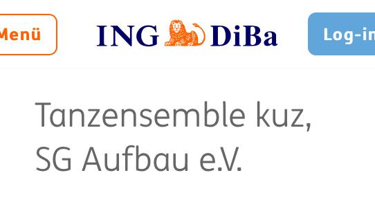 ING-DiBa - Wir haben die Chance auf 1.000 Euro !! Stimmt für uns ab.