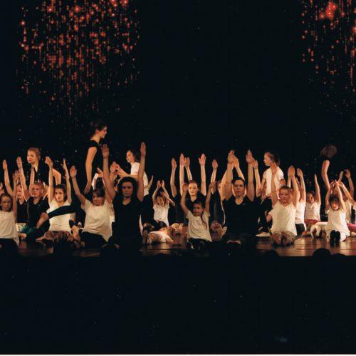 Projekt - EIN kuz´er TAG - Choreo: Stine Leeder, Nora Bernhardt