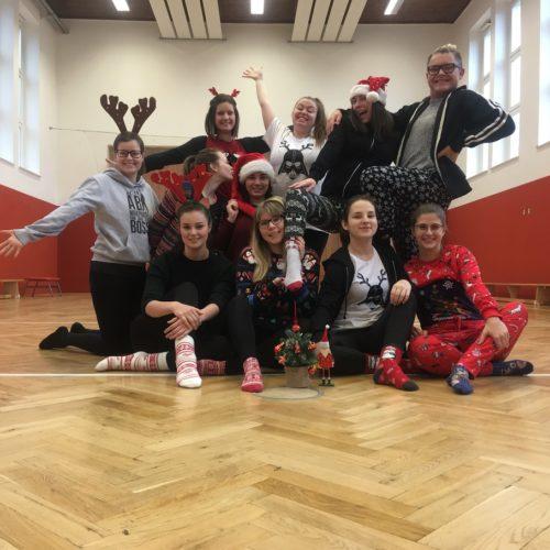 Company I - Weihnachtstraining