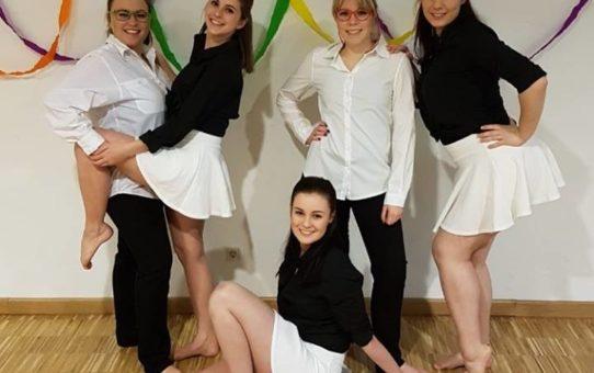 Ein tanzreiches Wochenende für die Company I