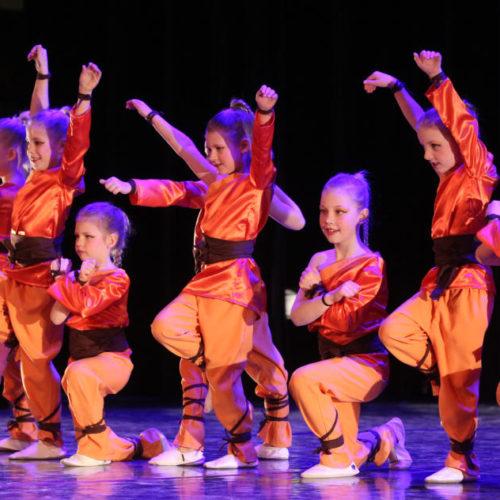 27. Tanzwoche im Friedrich-Wolf-Theater - Kindergruppen