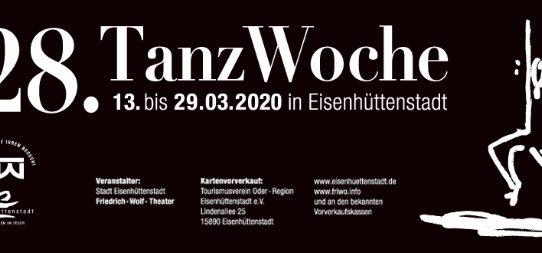 28.TanzWoche - Der Countdown läuft!